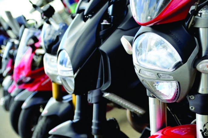 Produção de motocicletas ultrapassa 100 mil unidades em Janeiro