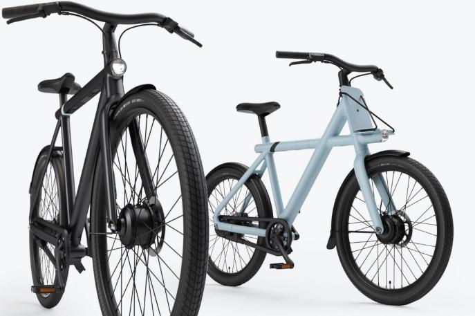 Bike elétrica VanMoof - Opção de mobilidade contra a Pandemia!