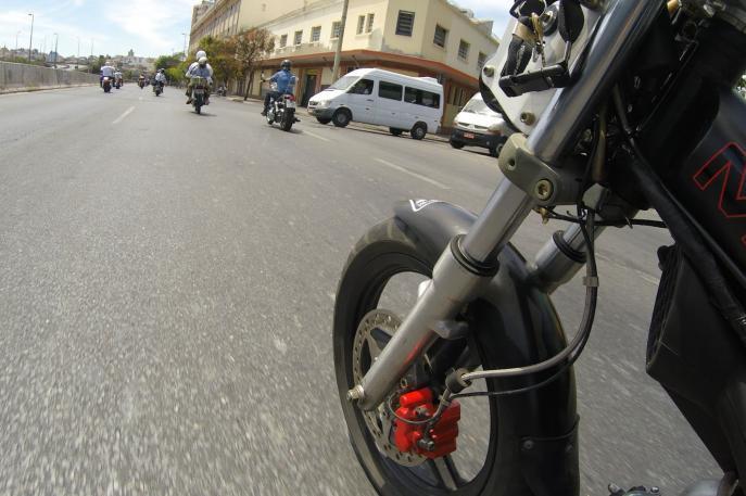 Indústria de Motocicletas Vive Momento de Retomada Gradual de atividades