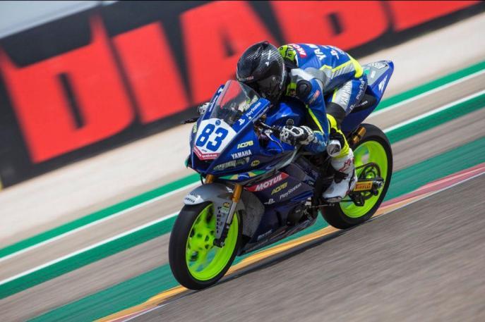 Yamaha faz história no Mundial de Superbike