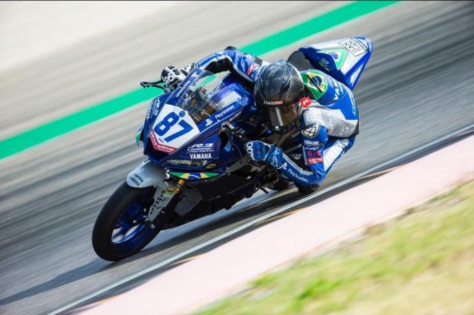 Ton Kawakami conquista bons resultados no Espanhol de Superbike