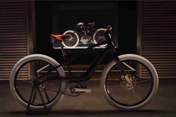 """Serial Number One"" - Harley-Davidson de olho no futuro!"