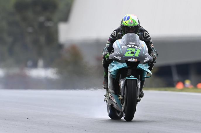 Com chuva e corrida complicada, Yamaha mantém liderança entre pilotos, marcas e equipes
