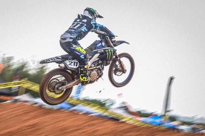 Yamaha Monster Energy Geração pronta para segunda rodada do Brasileiro de Motocross 2020