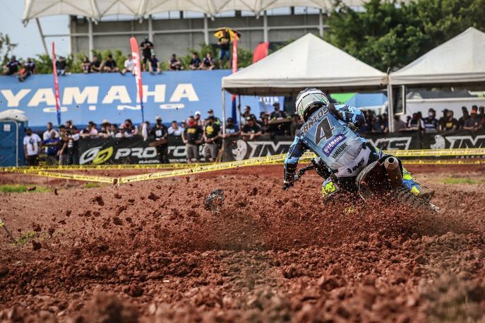 Yamaha encara 4ª etapa do Brasileiro de Motocross 2020 neste fim de semana