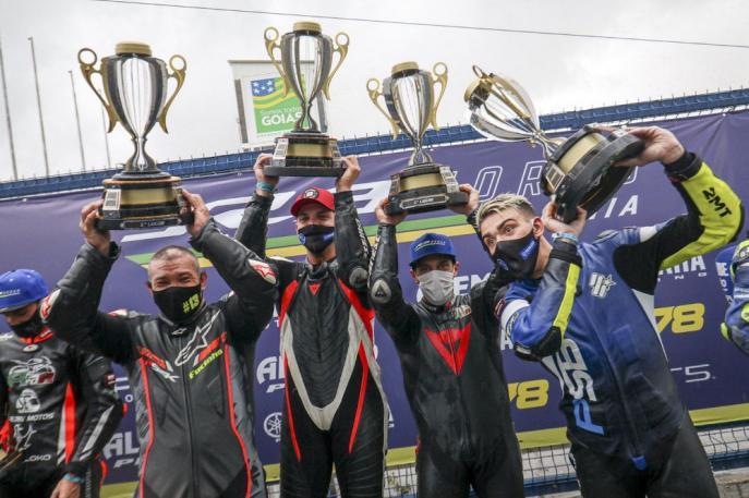 Time de numeral 30 é o campeão da primeira R3Horas 2021