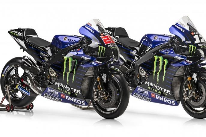 Monster Energy Yamaha MotoGP apresenta as novidades da temporada 2021
