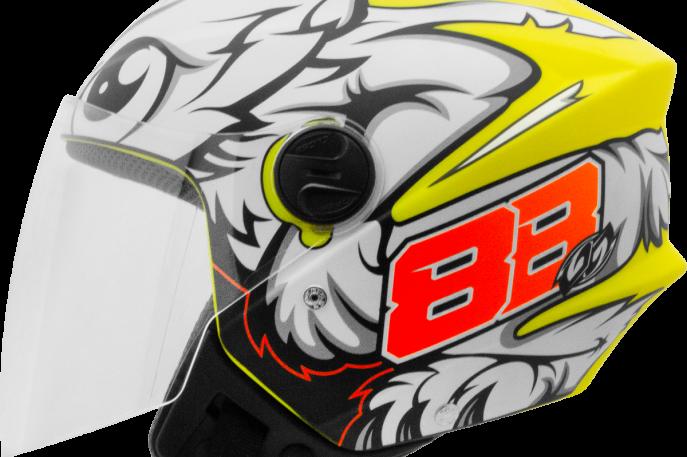 GP88 – Capacete Pro Tork tem inspiração na motovelocidade