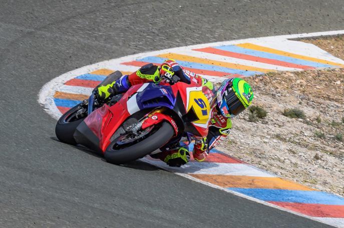 Eric Granado estreia neste fim de semana no Campeonato Espanhol de Superbike