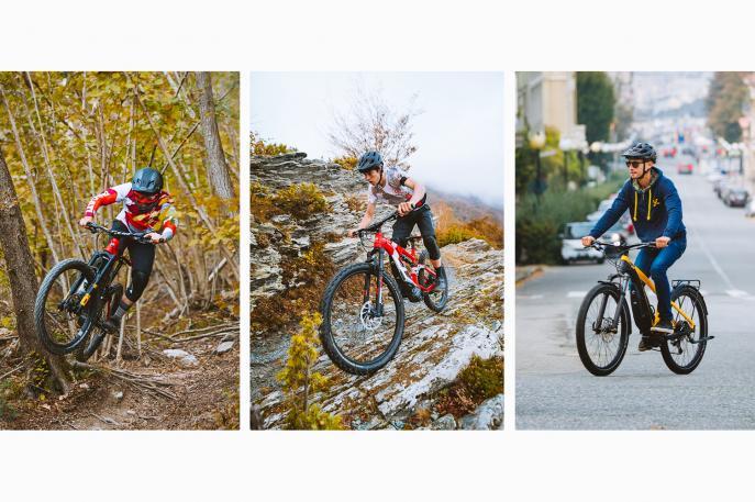 Ducati entra no mundo das e-Bikes!