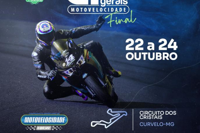 Final da Temporada 2021 do GP Gerais promete grandes pegas!