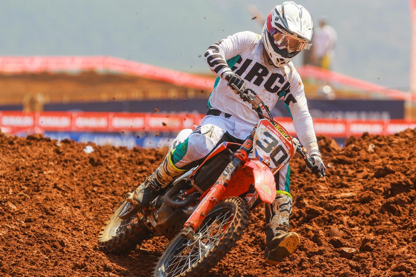 Hector Assunção participa de três etapas do AMA Supercross 2020