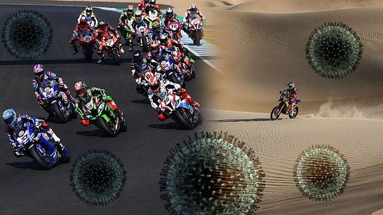 Coronavírus altera calendário de competições de motos pelo mundo!