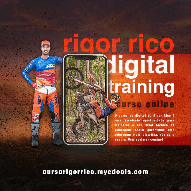 Rígor Rico Digital Training - Curso de pilotagem online!