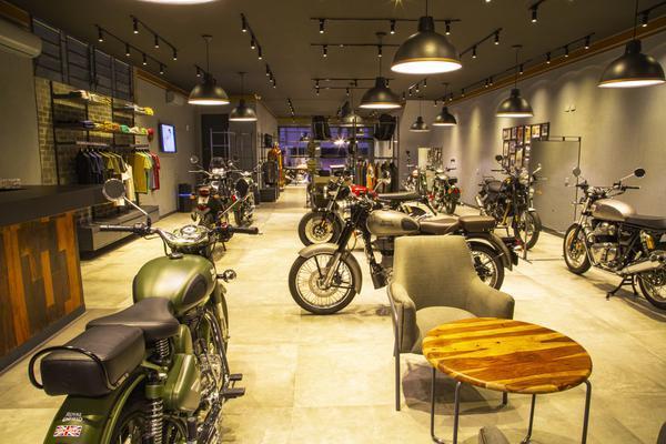 2W Motors inaugura a segunda concessionária da Royal Enfield na capital paulista