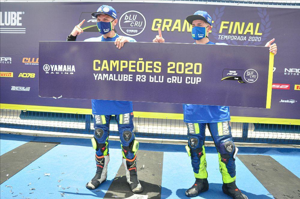 Yamalube R3 bLU cRU Cup consagra campeões e entrega mais de R$ 170 mil em prêmios