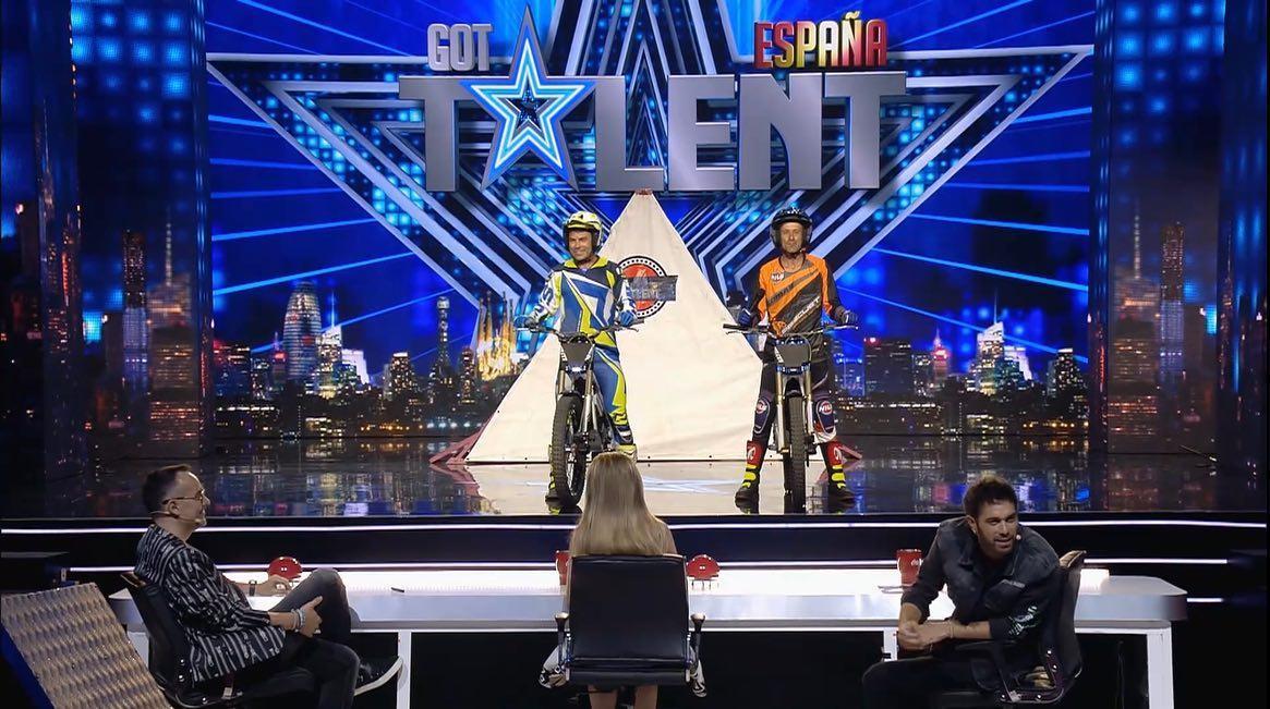 Trial no Go Talent Espanha 2021!